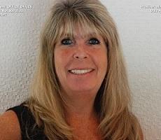 Kathy Salvatoriello the dental office manager at Harmony Dental Arts