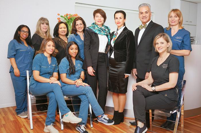 Harmony Dental Arts team photo