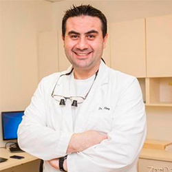 our doctor Muhammad Abey, DDS